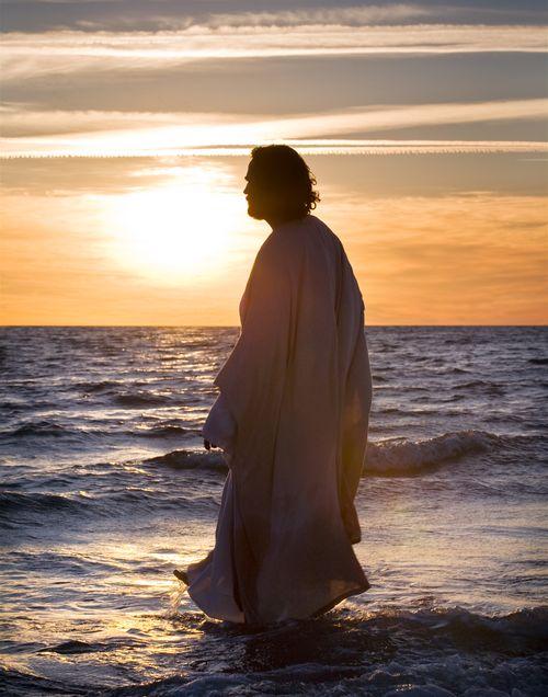 He Came Unto Them